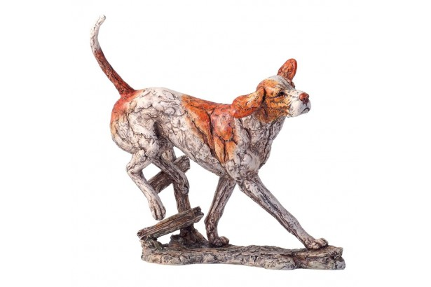 Foxhound - Border Fine Arts Contemporary Classics Collection