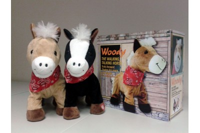Woody The Walking & Talking Horse