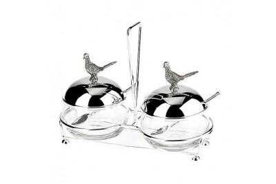 Pheasant Jam Dish - Double