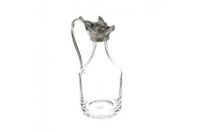 Fox Whiskey Or Water Jug