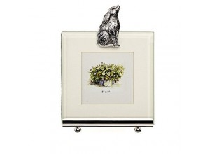 Hare Picture Frame
