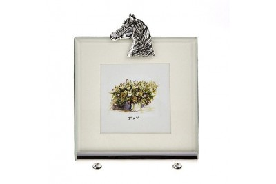 Horse Head Picture Frame