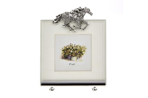 Racehorse Picture Frame