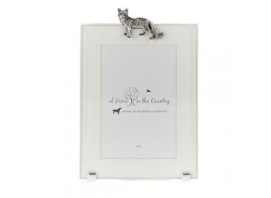 Large Fox Picture Frame