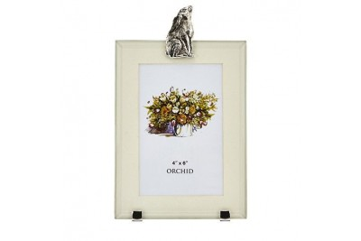 Large Hare Picture Frame