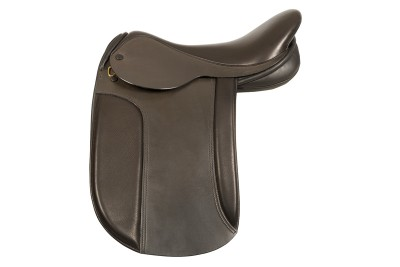 Black Country Hartley Show Saddle