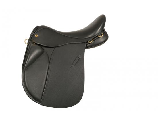 Black Country Celeste Endurance Saddle