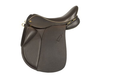 Black Country Celeste Endurance Saddle