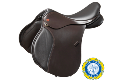 Kent And Masters Pony Club Saddle - Long Leg