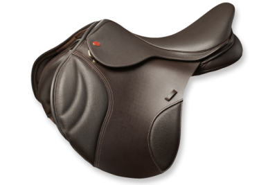 Kent And Masters S-Series Jump Saddle
