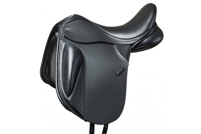 Thorowgood T8 Dressage Saddle - Surface Mounted Block
