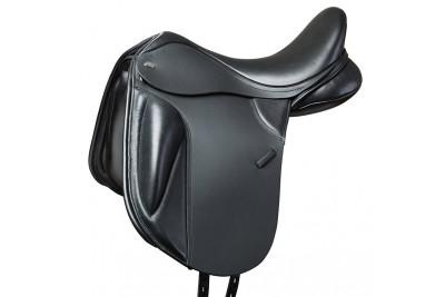 Thorowgood T8 Dressage Saddle - Surface Mounted Block