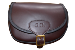 Traditional Leather Cartridge Bag