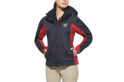 Ariat Womens Team Waterpoof Jacket