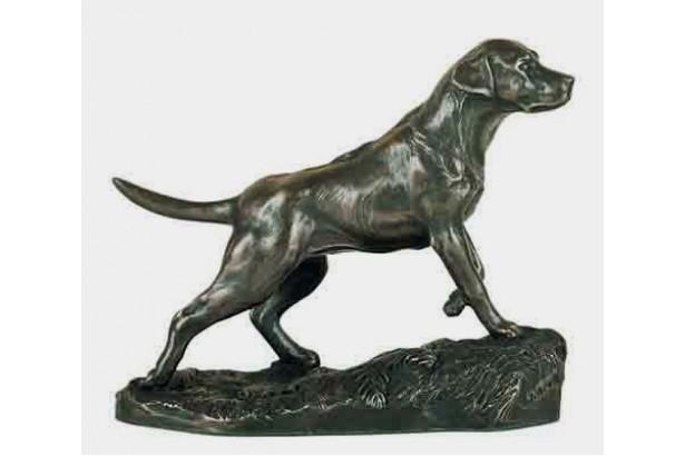 Labrador Bronze Ornament