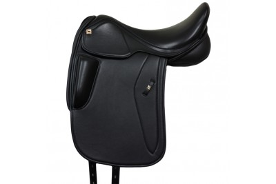 Black Country Dante Dressage Saddle