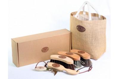 Borstiq Banana Brush Kit - 5 Pieces