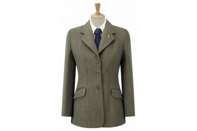 Caldene Belvoir Ladies Tweed Jacket
