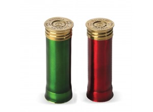 Culinary Concepts Enamel Cartridge Salt And Pepper Set