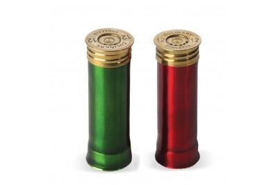 Culinary Concepts Enamel Cartridge Salt And Pepper Set
