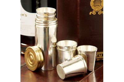 Culinary Concepts Shot Cartridge And Eight Stirrup Cups