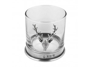 English Pewter Company Stag Tumbler