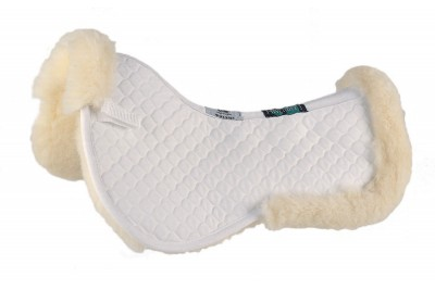 Griffin Nuumed HiWither Gullet Free Wool Half Pad