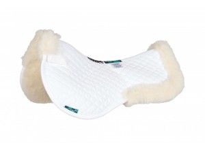 Griffin Nuumed HiWither Wool Half Pad With Collars