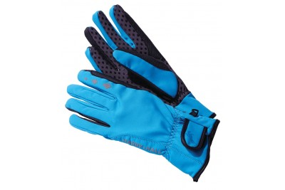 Harry Hall Softshell Waterproof Riding Gloves