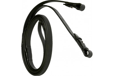 Jeffries Wembley Rubber Grip Reins