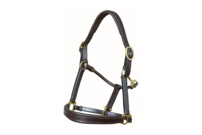 Jeffries Wembley Padded Leather Headcollar