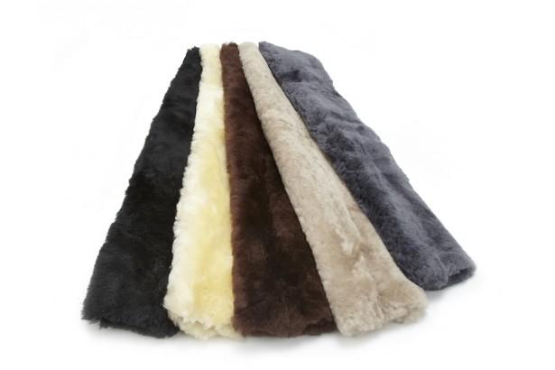 LeMieux Slip On Girth Sleeve Merino Wool