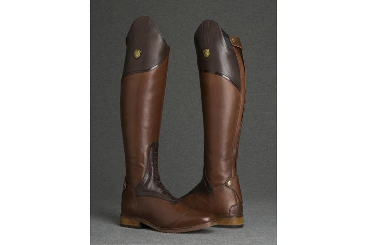Mountain Horse Sovereign High Rider Tall Boots Acorn