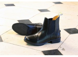 Moretta Lucilla Leather Jodhpur Boots