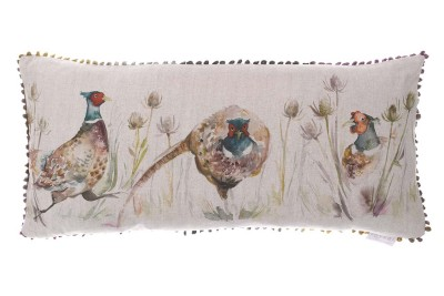 Bowmont Pheasant Cushion