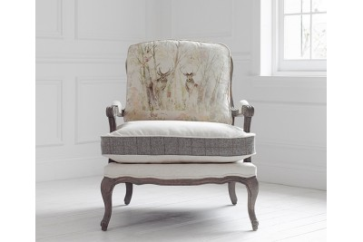 Voyage Maison Florence Armchair - Enchanted Forest