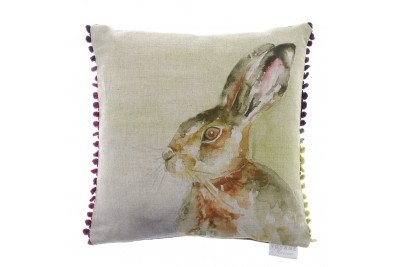 Hazel Hare Cushion