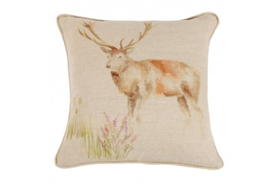 Mr Stag Cushion