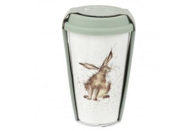 Wrendale Travel Mug - Good Hare Day