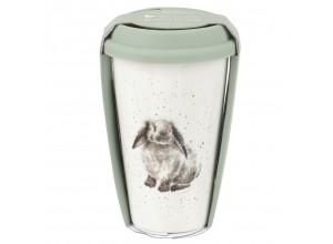 Wrendale Travel Mug - Rosie Rabbit