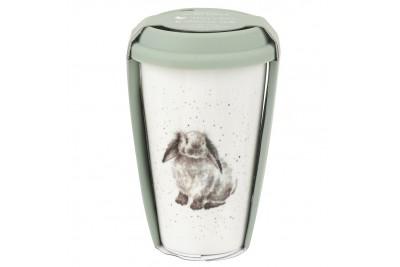 Wrendale Travel Mug - Rosie Rabbit