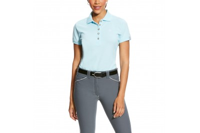 Ariat Women's Prix Polo (Sky Drift)