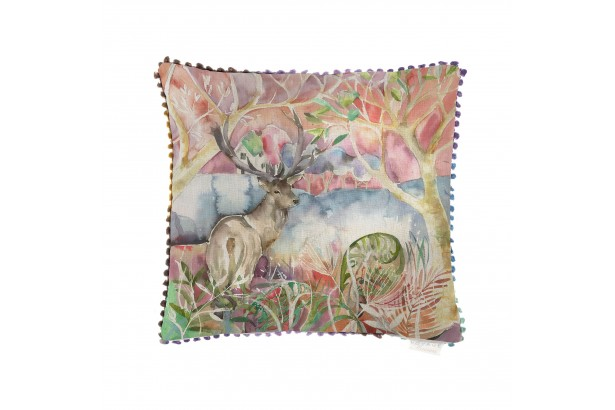 Voyage Maison Wondering Stag Cushion