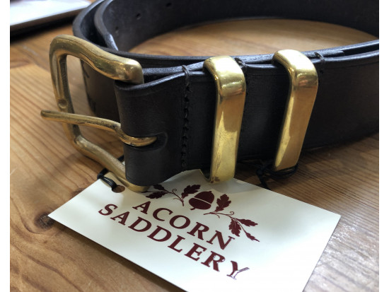 Acorn Saddlery Bridle Leather Belt