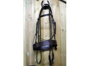 Shire Horse Bridle