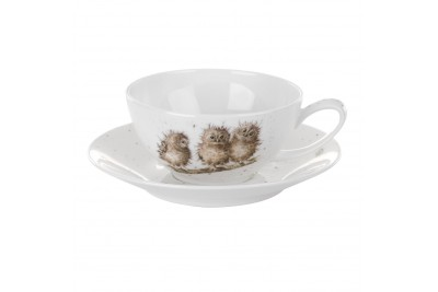 Wrendale Cappuccino Cup And Saucer