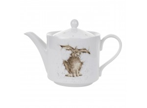 Wrendale Teapot - Hare Design