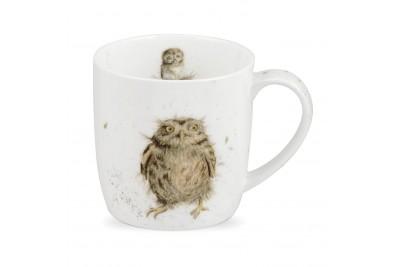 Wrendale Mug - Owls