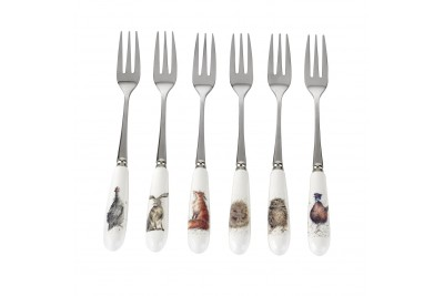 Wrendale Pastry Forks