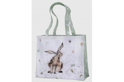 Wrendale Shopping Bag - Large Hare